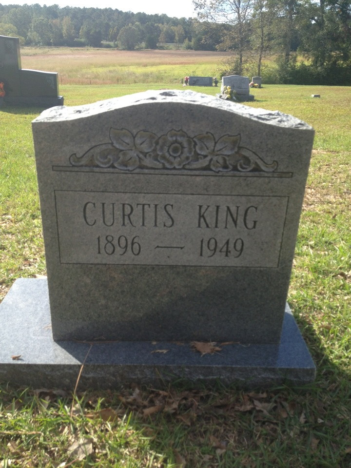 Curtis Neal King
