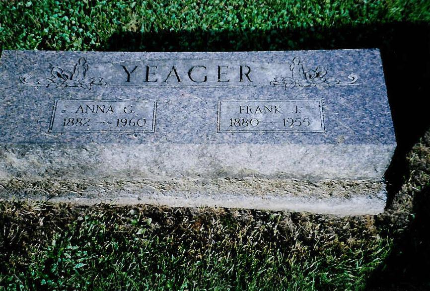 Frank Yeager