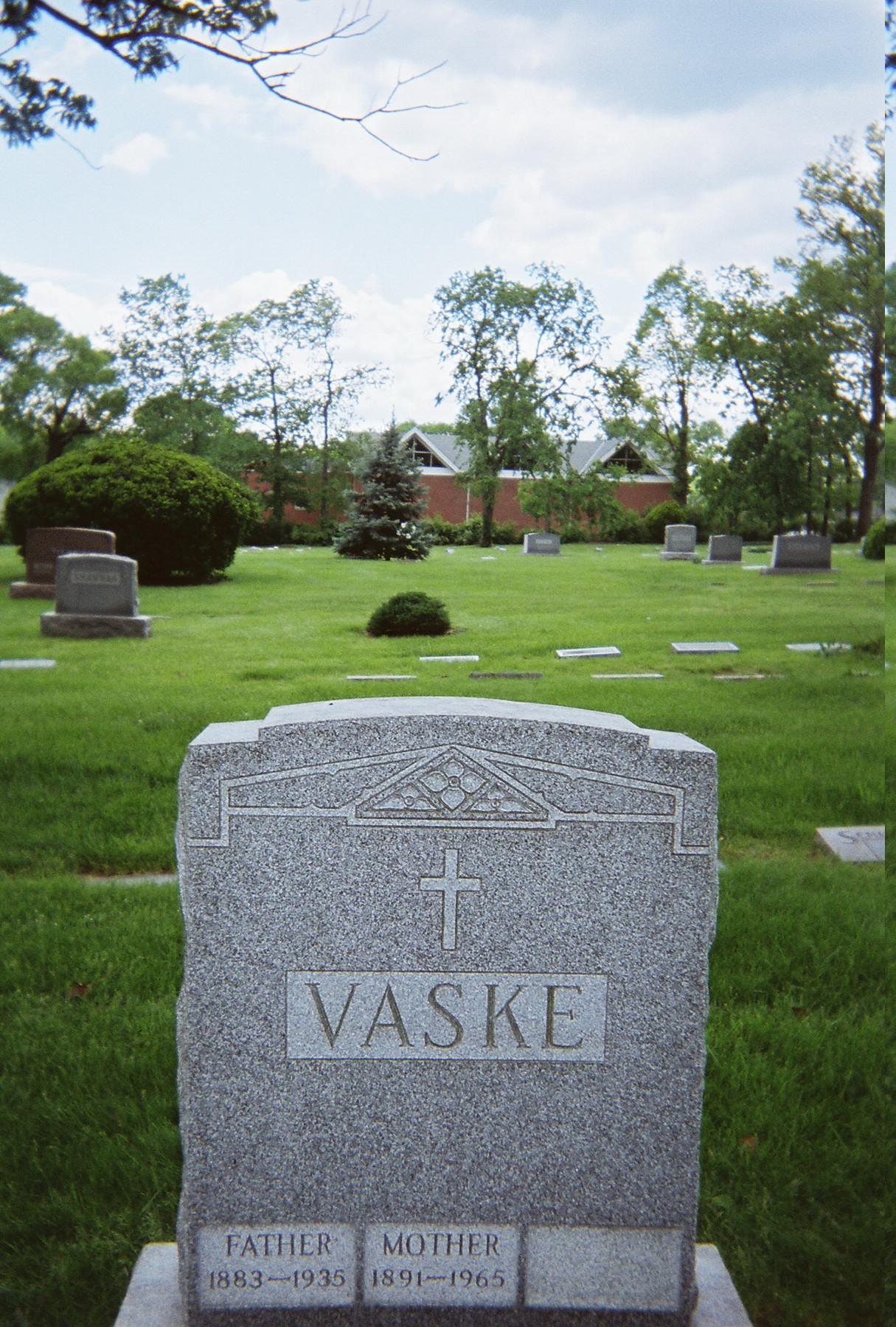 Otto Henry Vaske