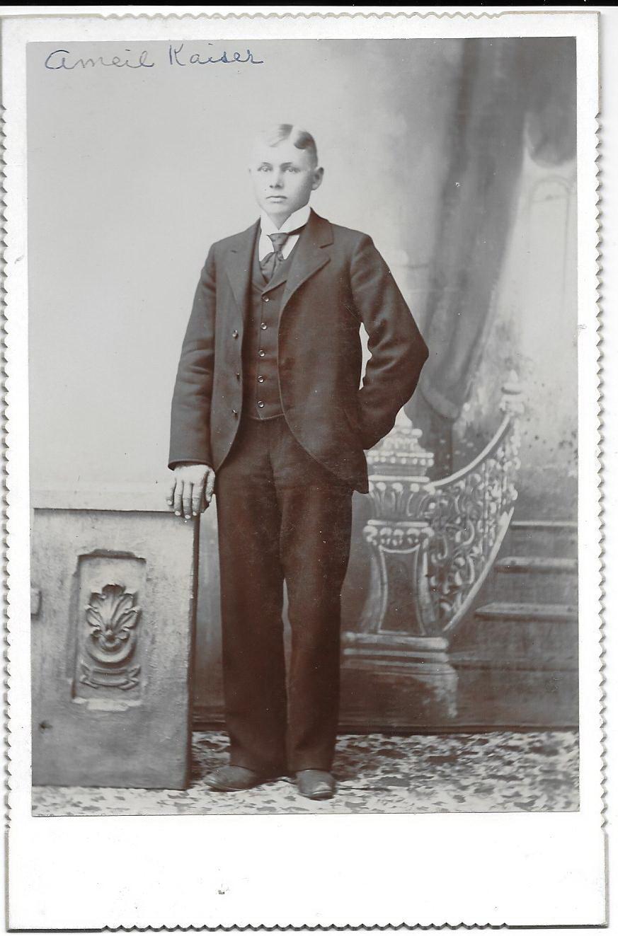 Gustav Kaiser