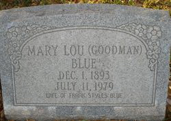 Mary Lou Goodman