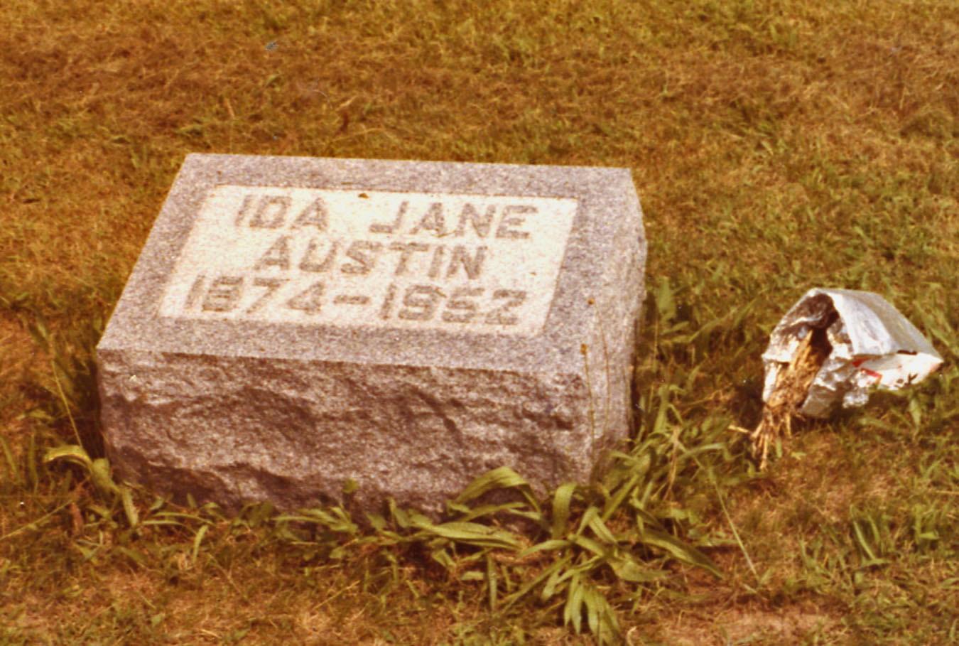 Ida Bell Austin