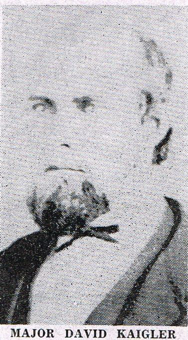 David Kaigler