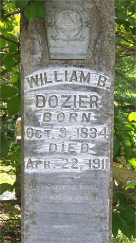 William N Dozier