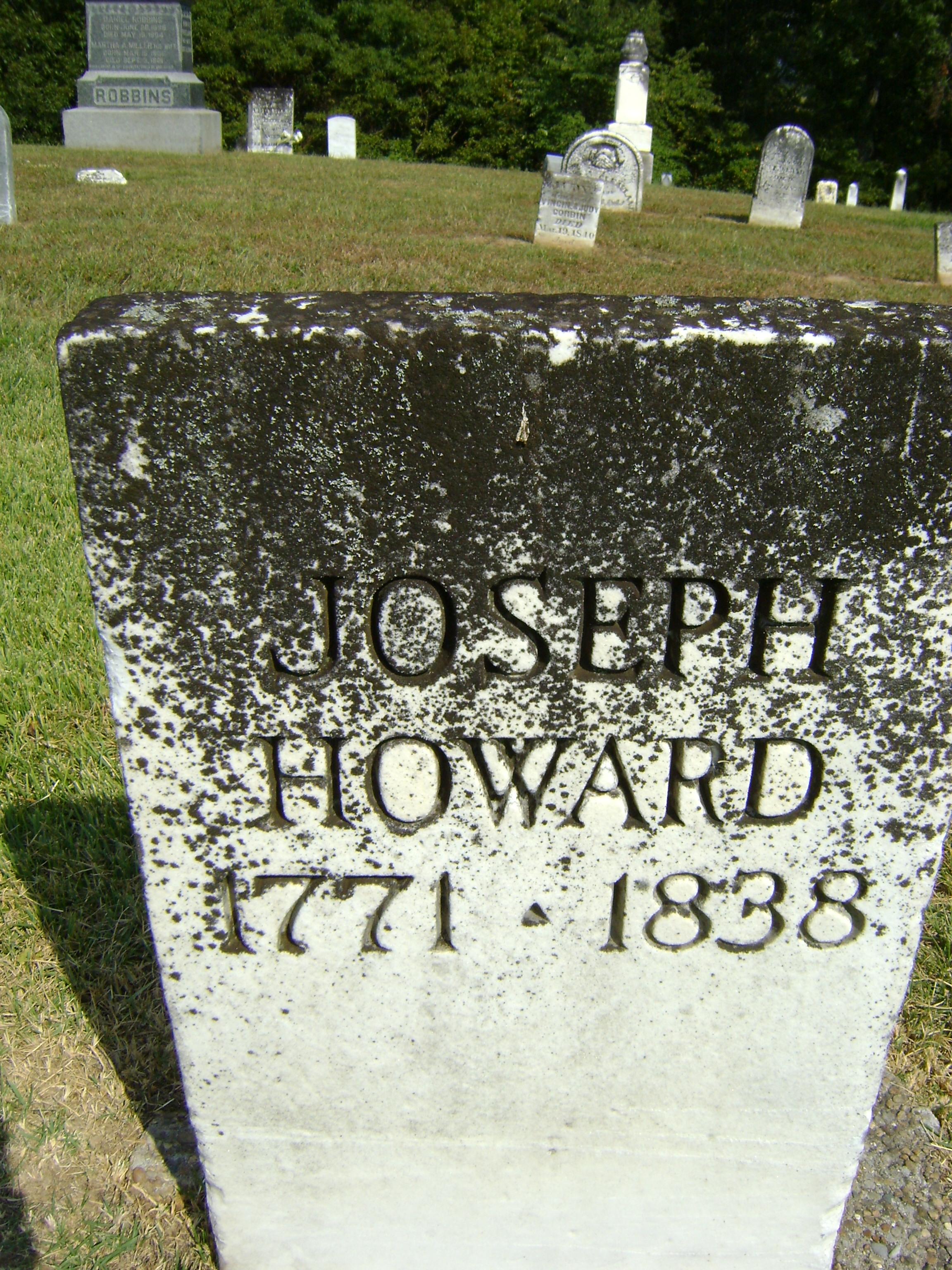 Joseph Howard