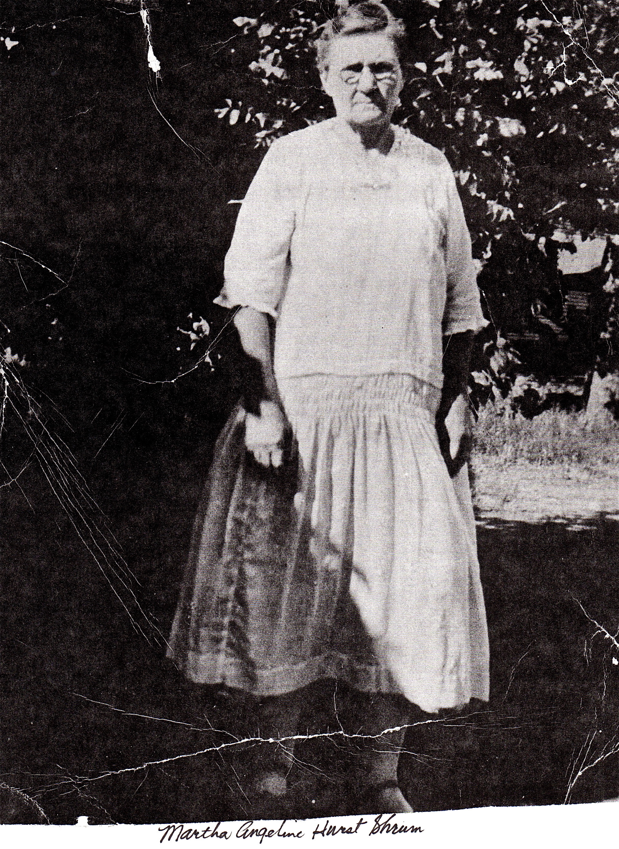 Angeline Hurst
