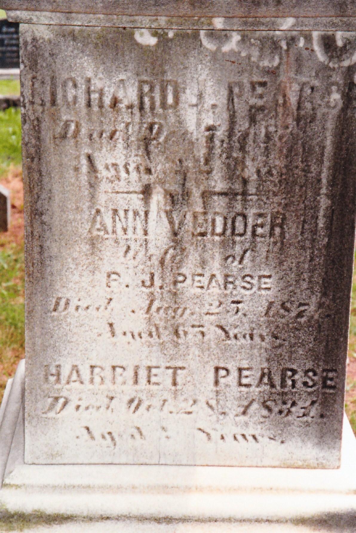Mary Ann Vedder