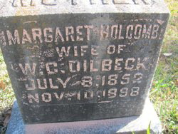 Margaret Holcomb