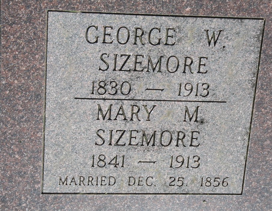 George Washington Sizemore