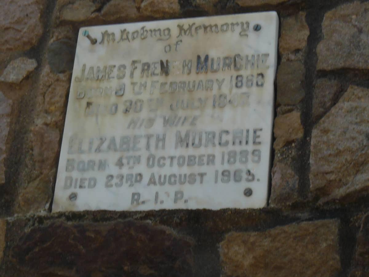 James Murchie