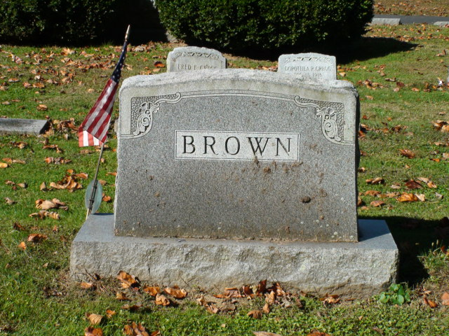 Cyrus Lowell Brown