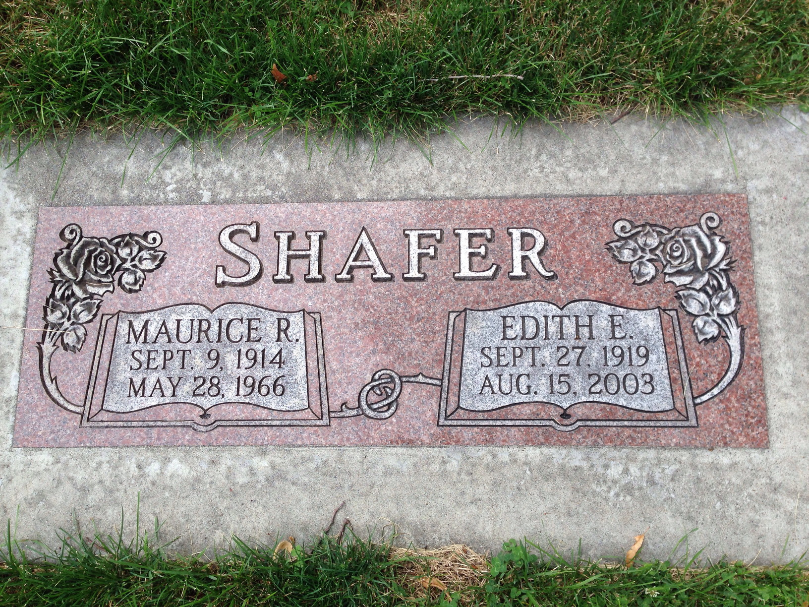Maurice Shafer