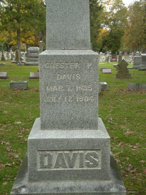Phllip Chester Davis