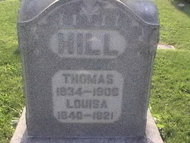 Thomas Baker Hill