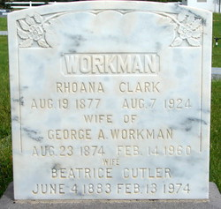 George Henry Workman