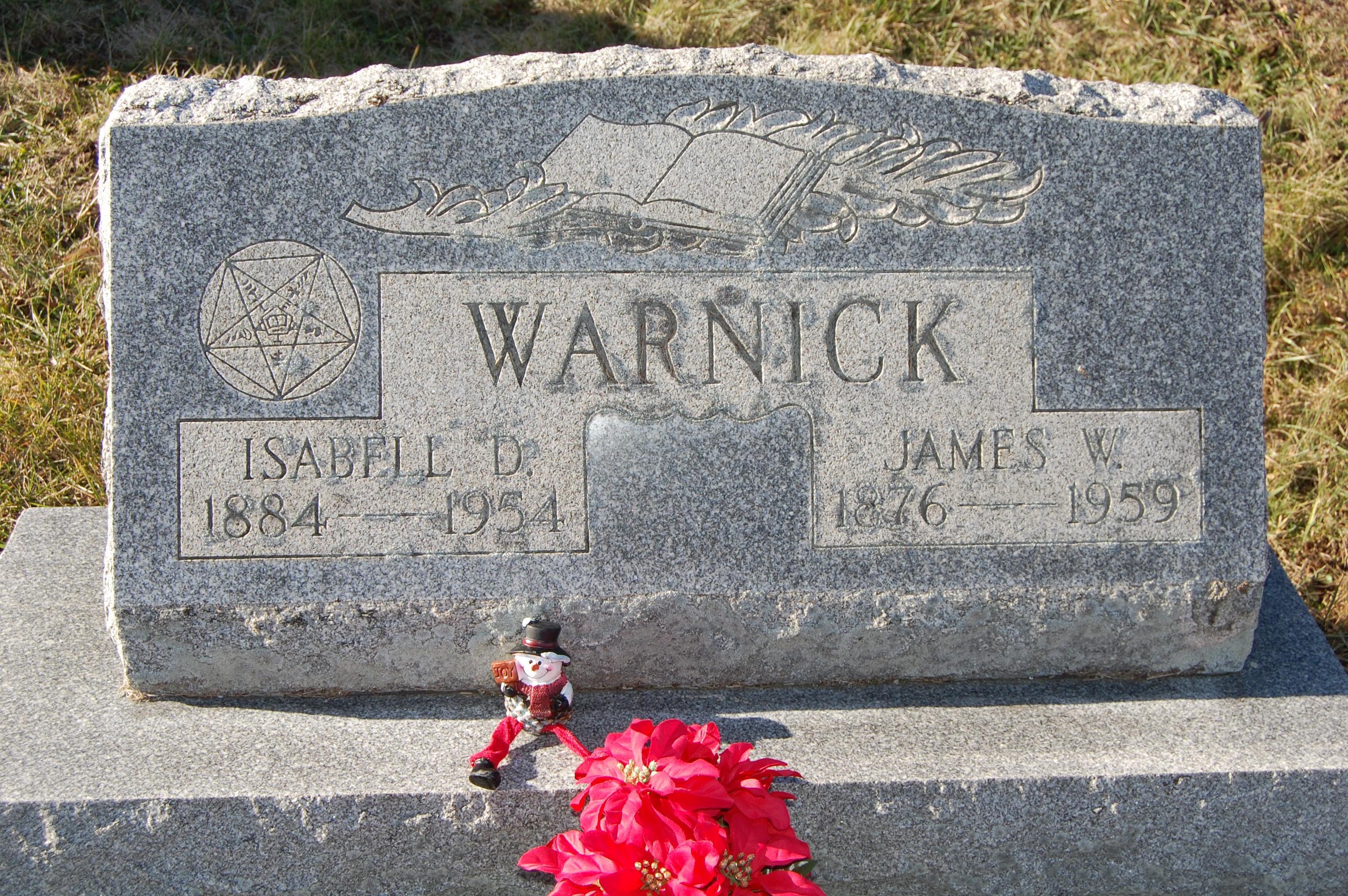 James Warnick