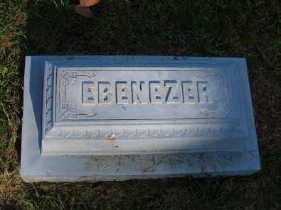 Ebenezer Baker