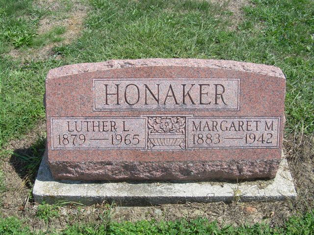 Luther Leslie Honaker