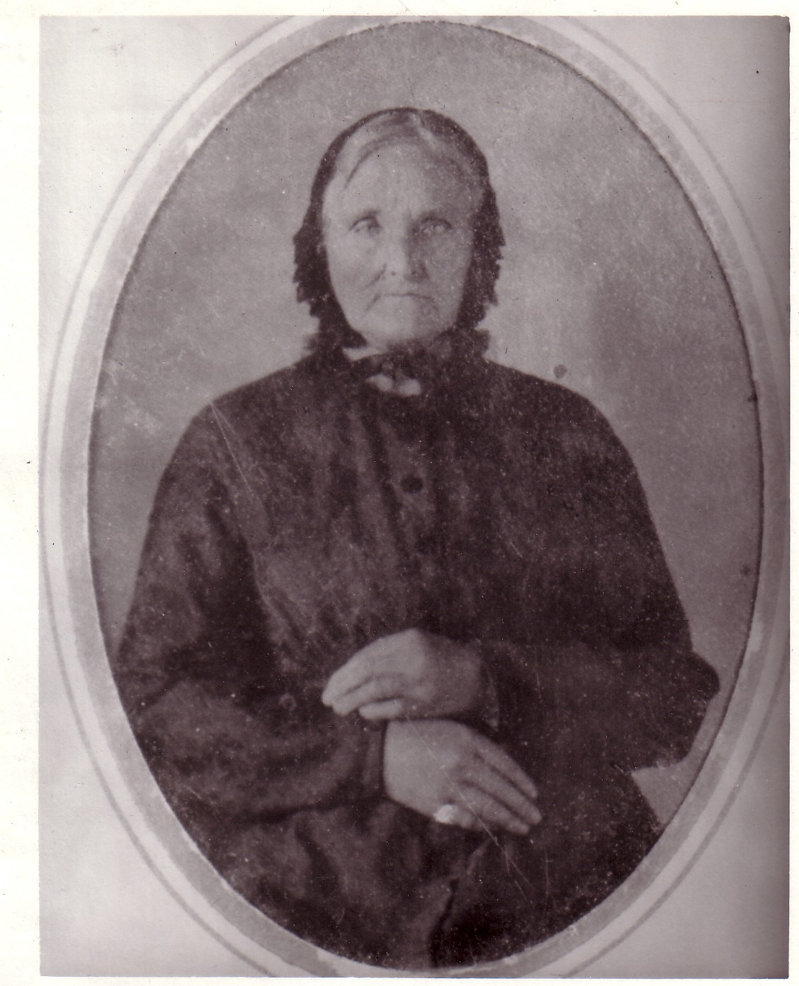 Nancy Claypool Wilson