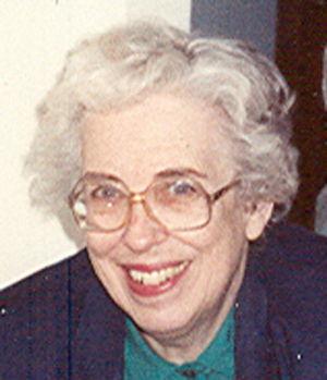 Margaret Jane Sheeler