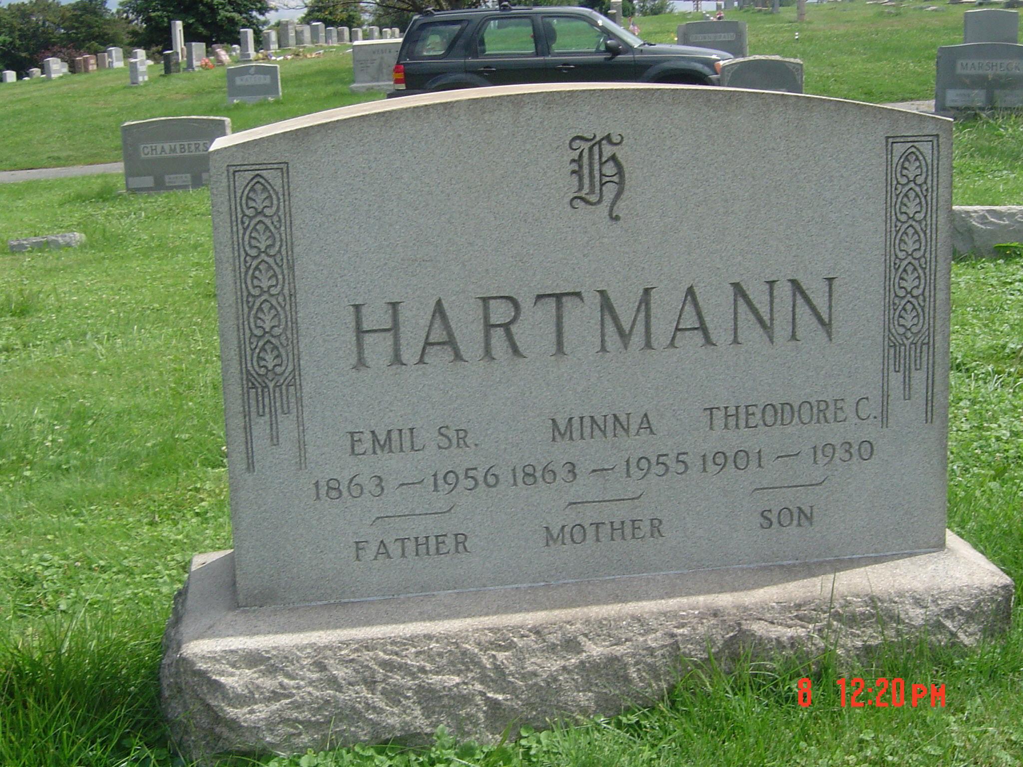 Charles Hartmann