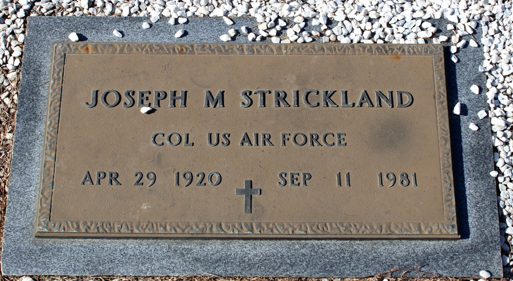 Milton Strickland