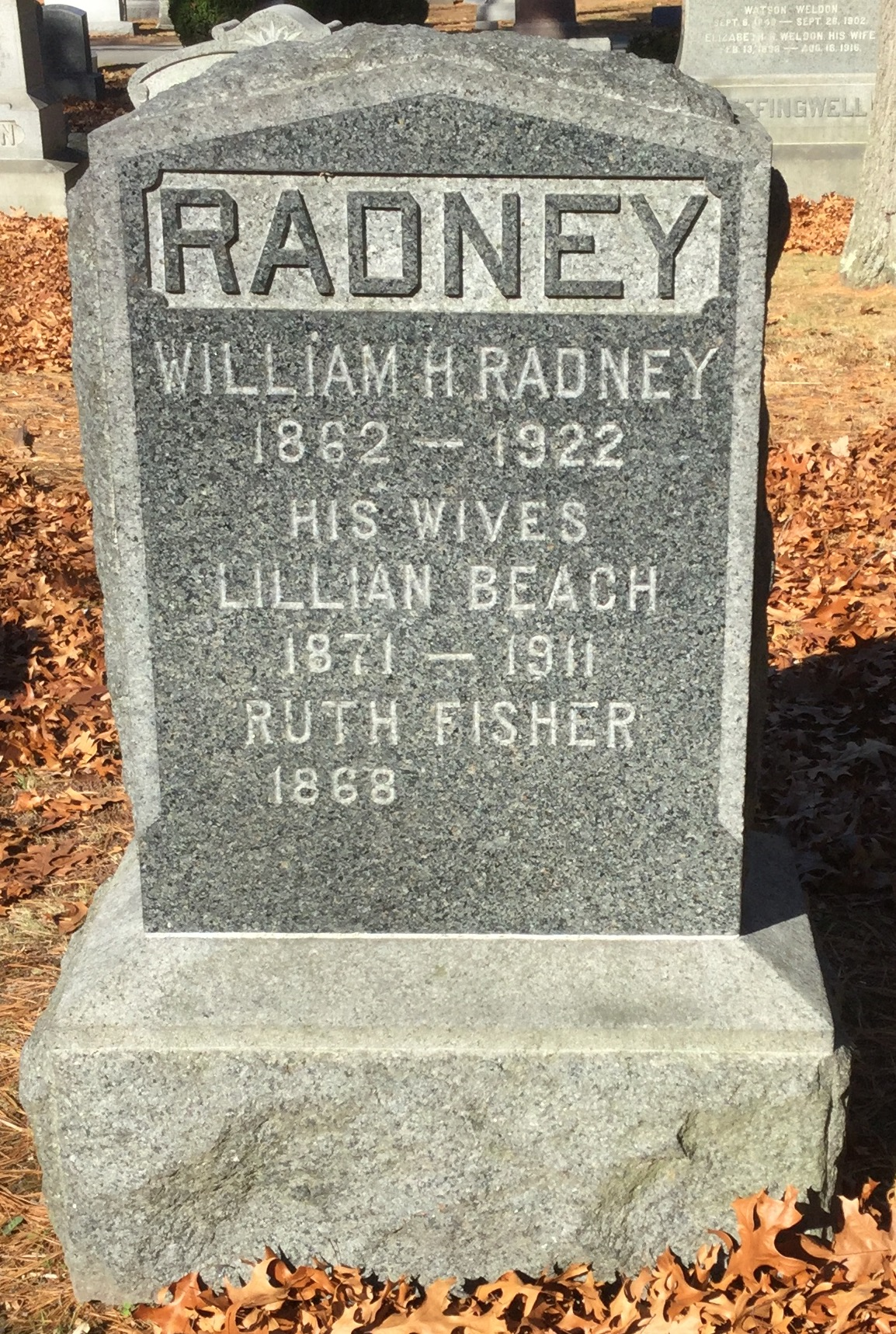 William Jackson Radney