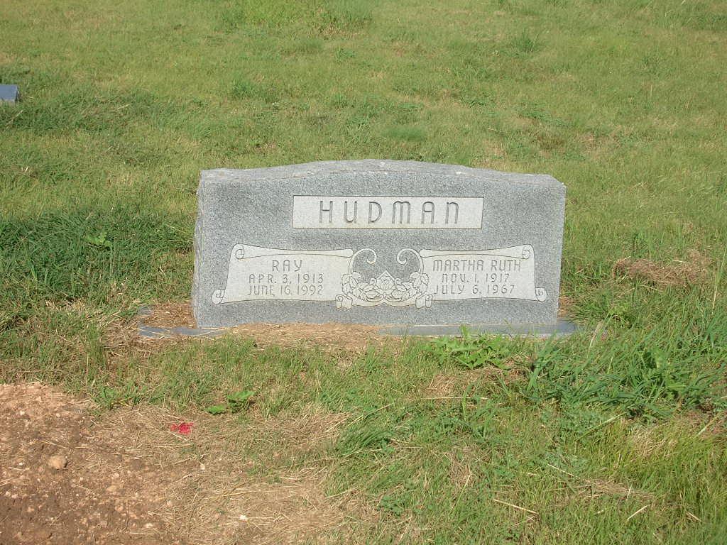 Madge Faye Hudman