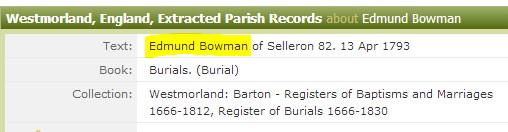 Edmund Bowman