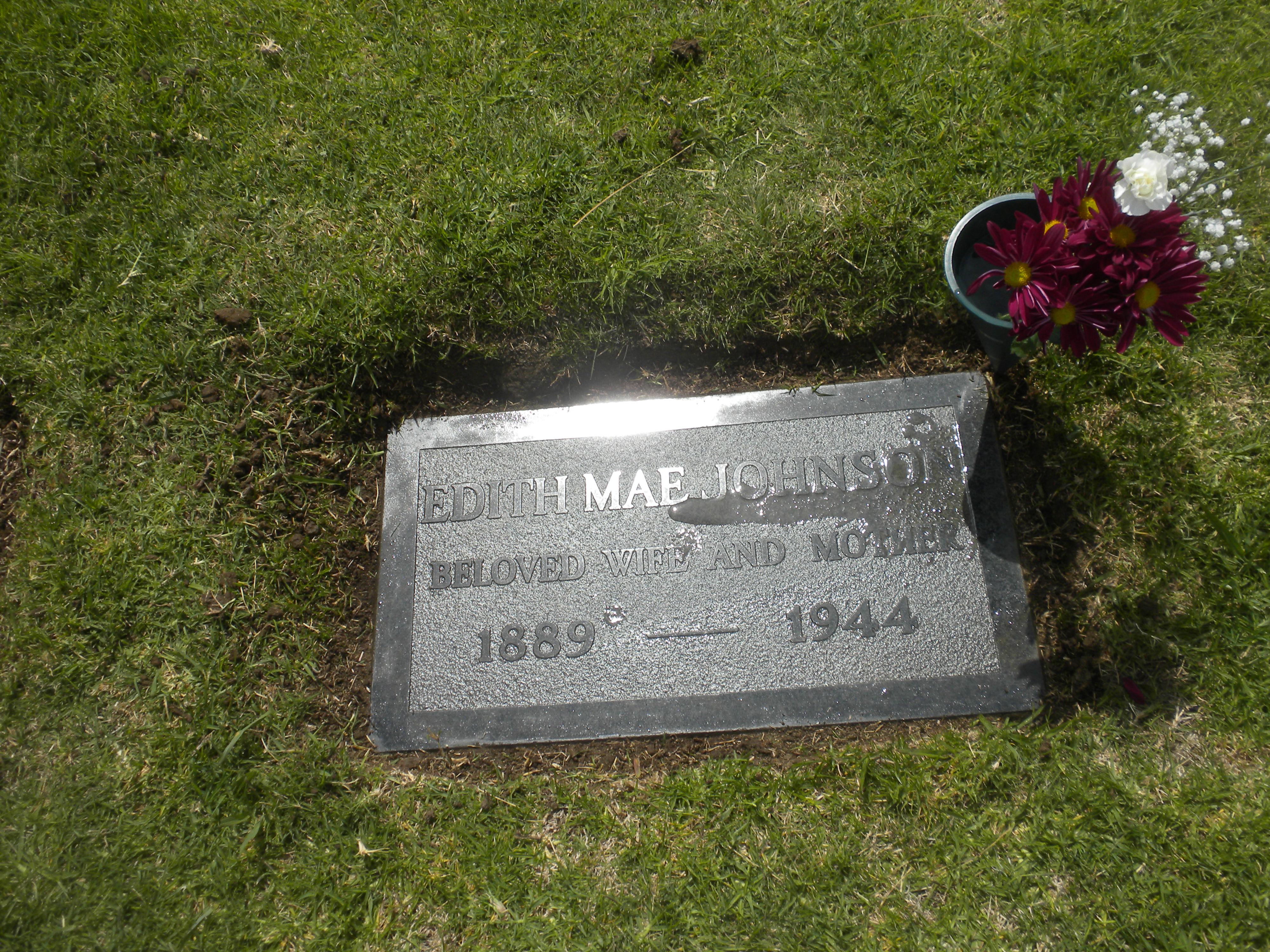 Edith May Jordan