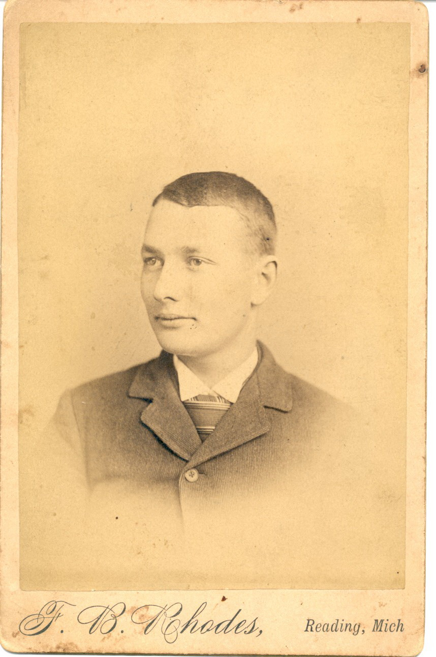 George Howard Gilbert