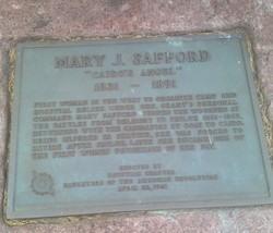Jane Safford