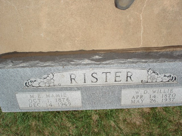 William Rister