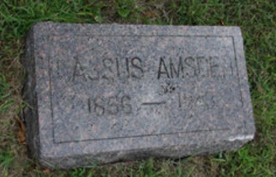 Cassius Silas Amsden