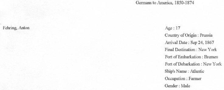 Johann Bernhard Fehring