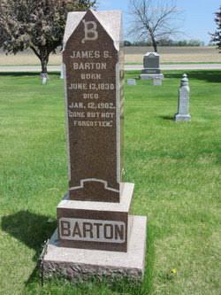 James Patrick Barton