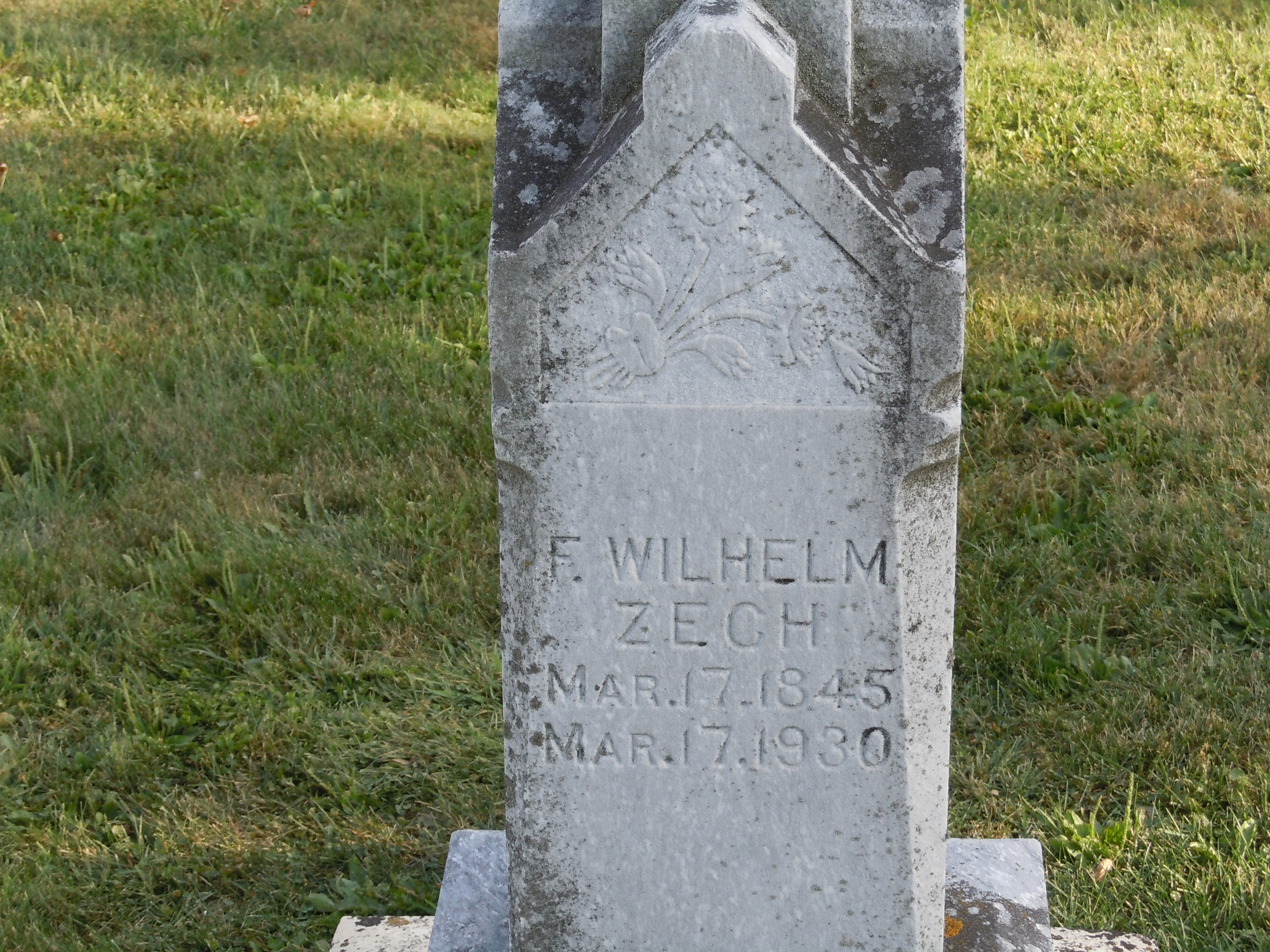 Frederick William Zech