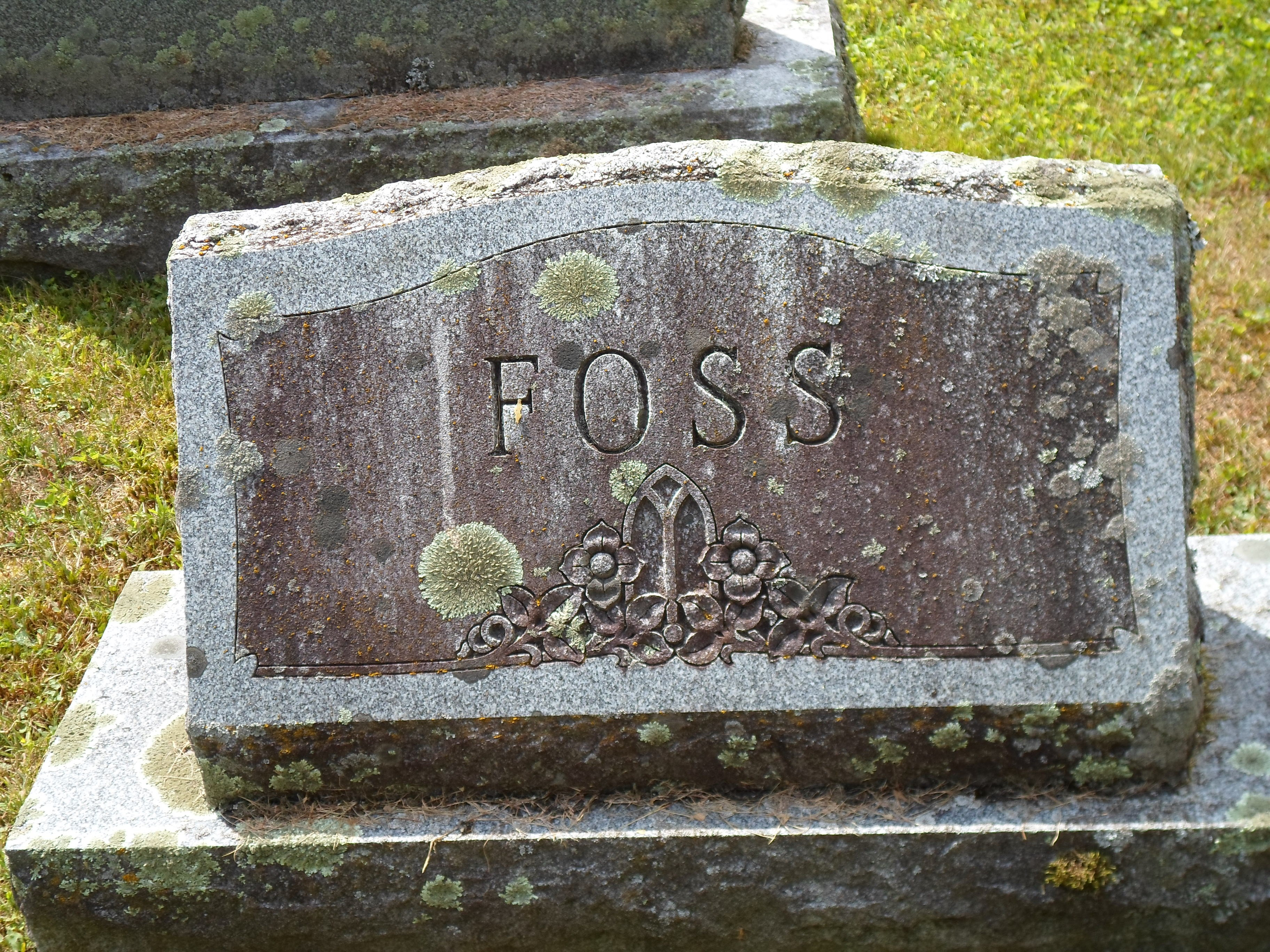 William J Foss