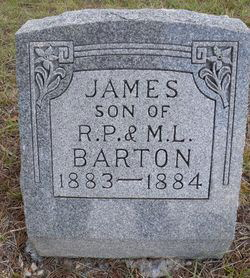 James Patrick Barton