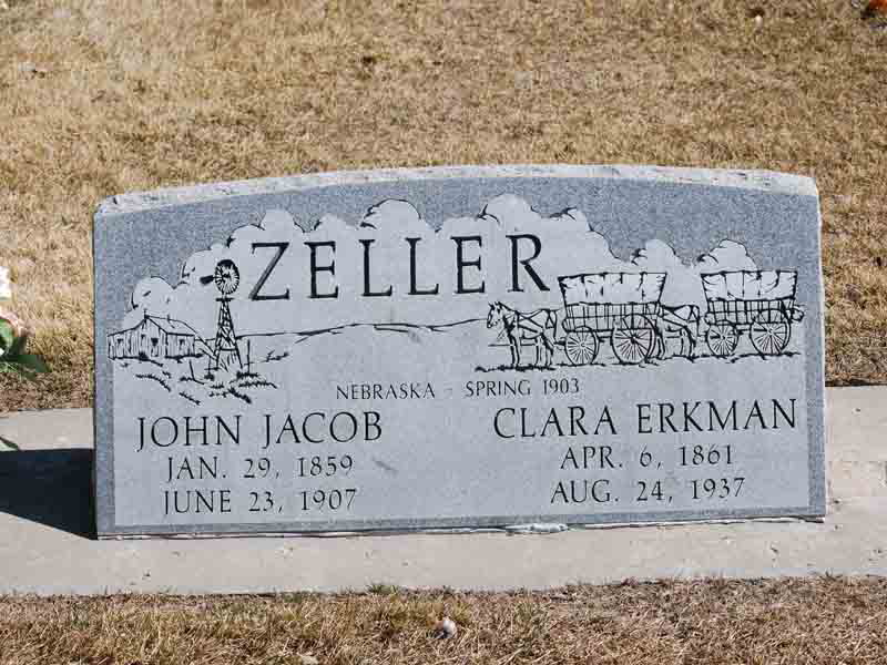 John Jacob Zeller