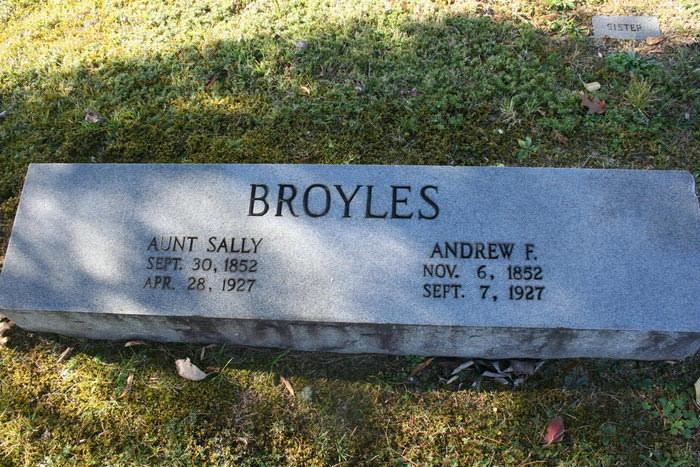 Sarah Frances Broyles