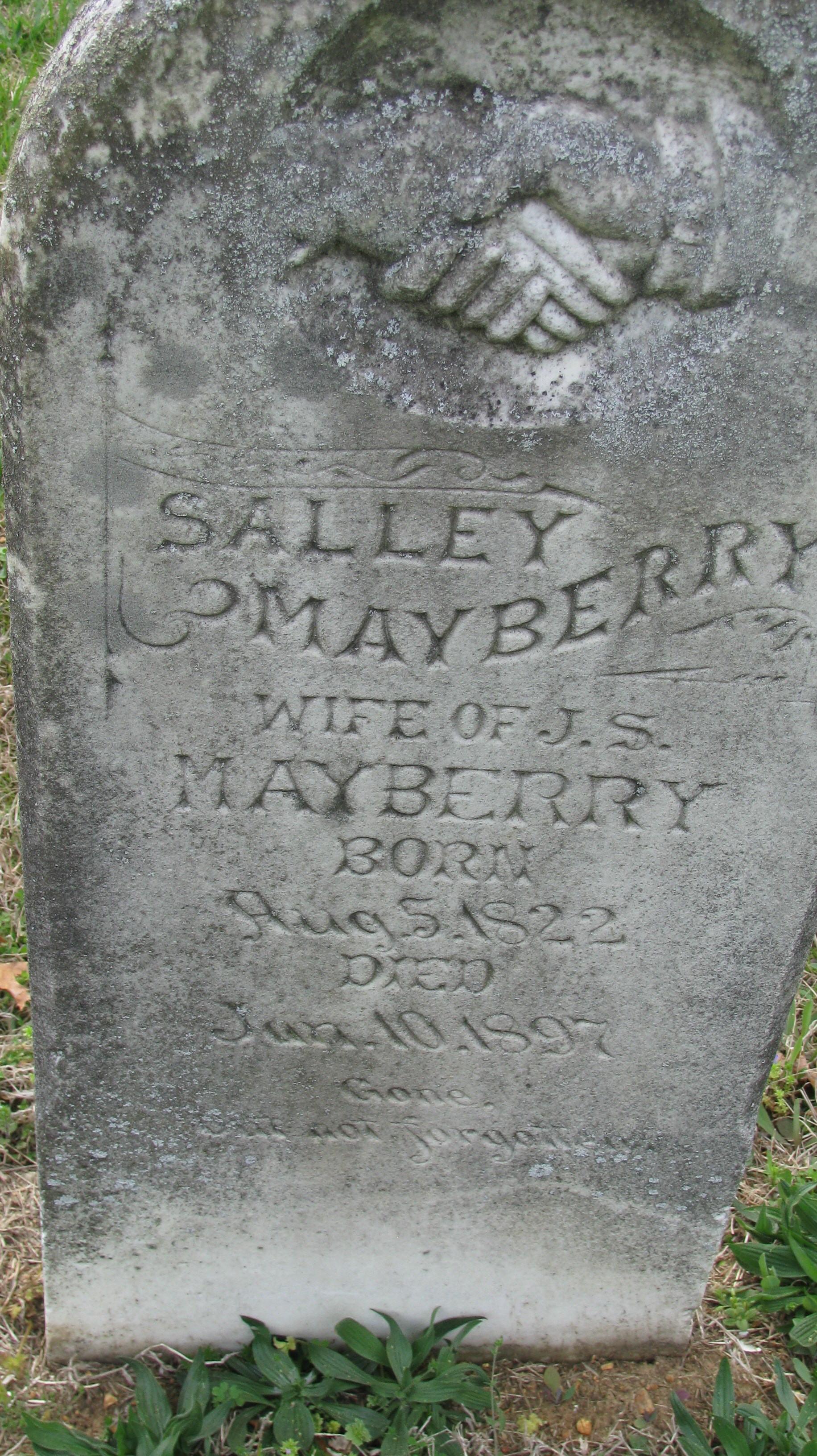 Sally W Baker
