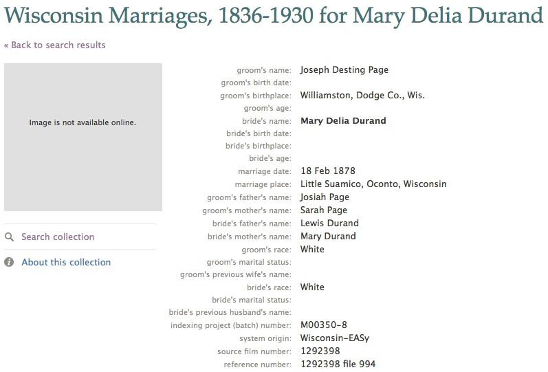 Delia Durand