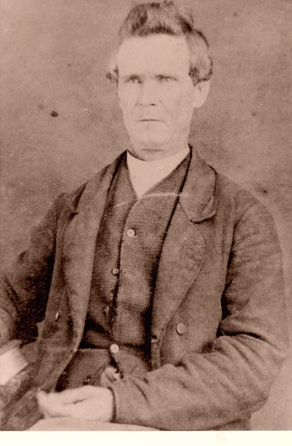 Simeon James Hale