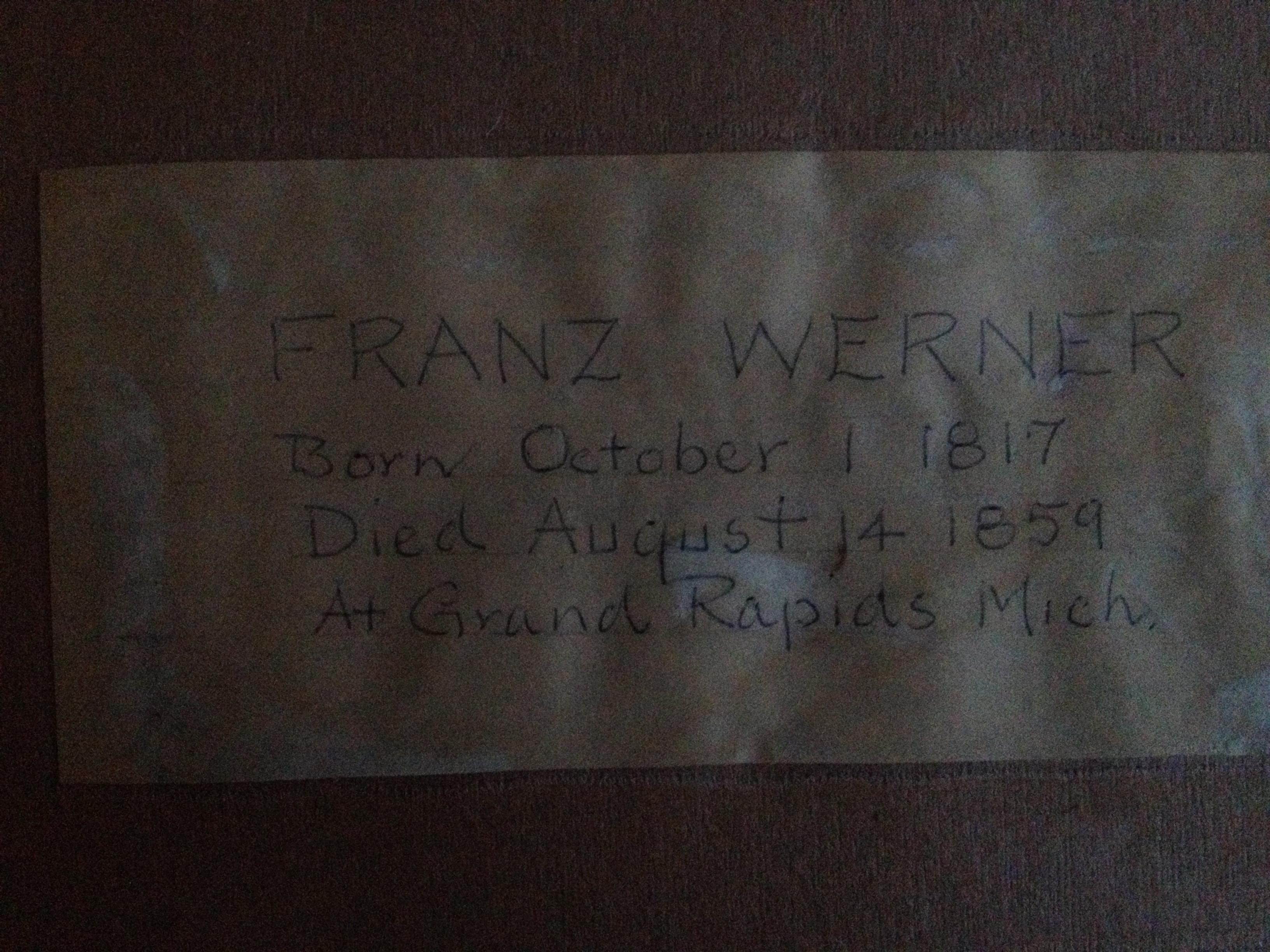 Francis Werner