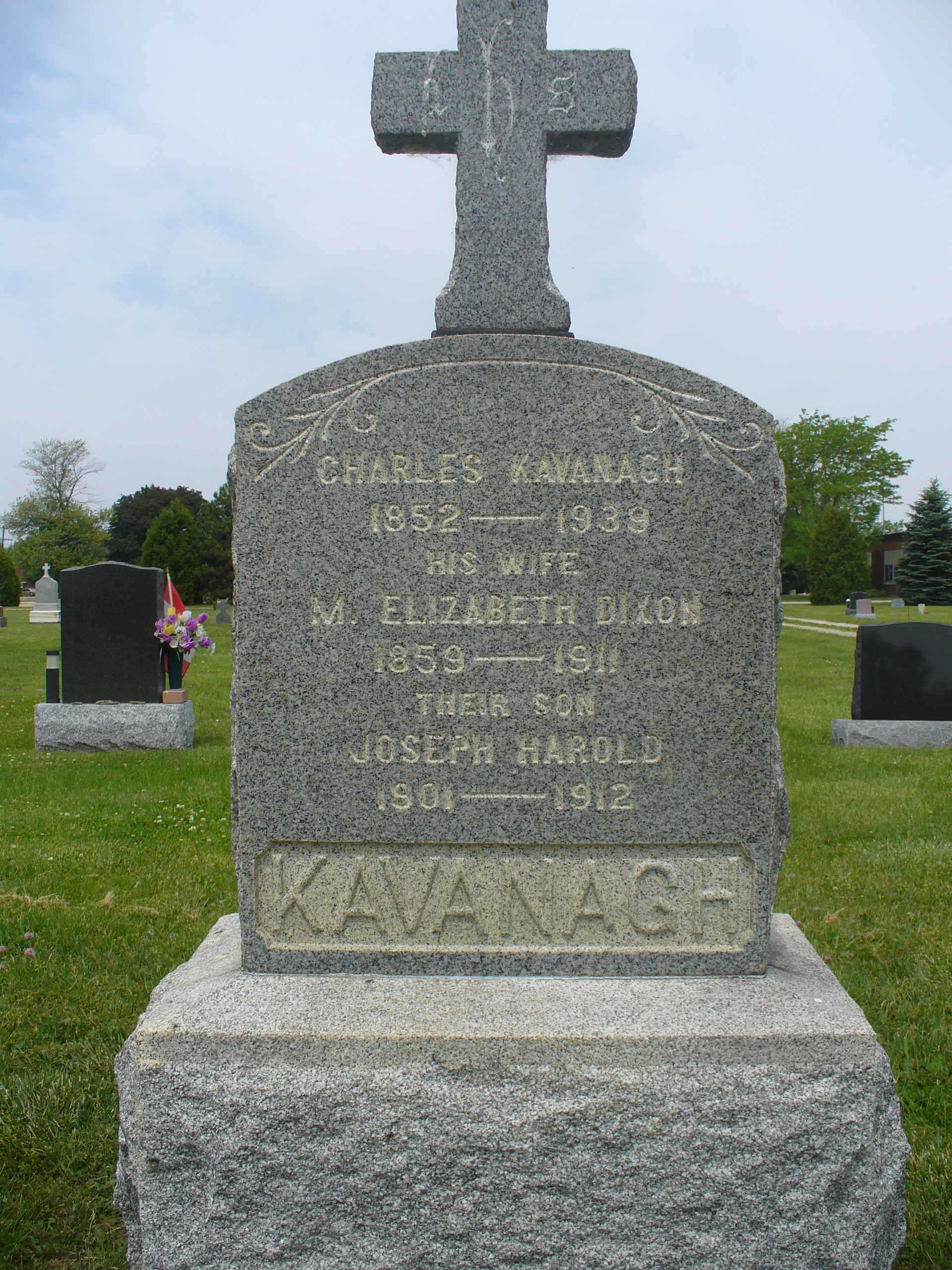 Charles Amonett Kavanaugh