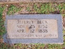 Jeffrey Beck