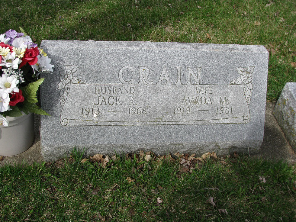 Jack W Crain