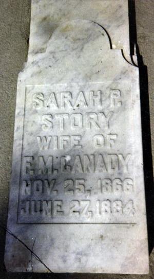 Sarah E Story