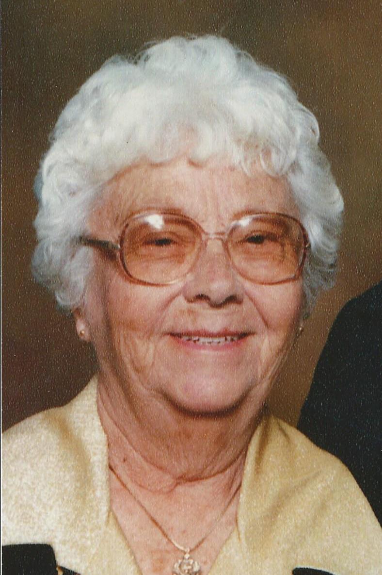 Barbara Jean Foster